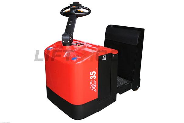 电动牵引车QYD35-480 红色
